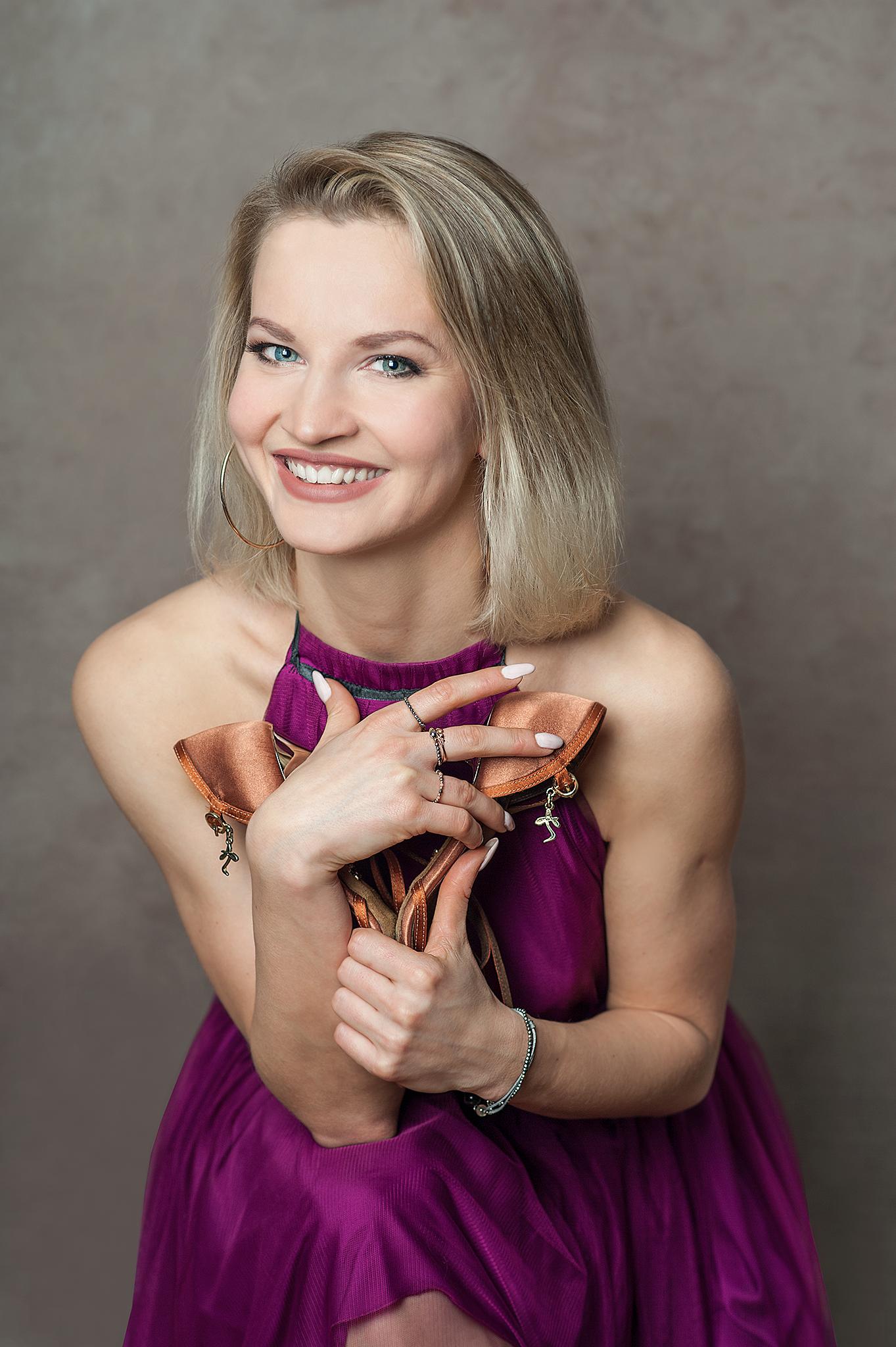 Kasia Okuszko - instruktor Salsa Clasica